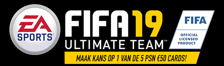 FIFA win actie